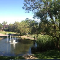 Photo taken at Fairmont Scottsdale Princess by Holli R. on 6/12/2012