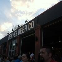 3/16/2012 tarihinde Derek R.ziyaretçi tarafından Denver Beer Co.'de çekilen fotoğraf