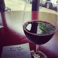 Photo taken at Stink Cheese & Meat by Sarah M. on 5/22/2012
