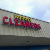 Photo taken at Budget Cleaners by DRR on 3/8/2012