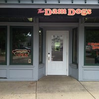 Photo taken at Dam Dogs by Scott on 5/28/2012
