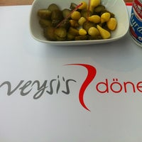 Photo taken at Veysi's Döner by SЄЯКАИ A. on 5/28/2012