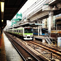 Photo taken at Kanda Station by Mizuho S. on 2/26/2012