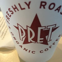 Photo taken at Pret A Manger by Peppe D. on 5/2/2012