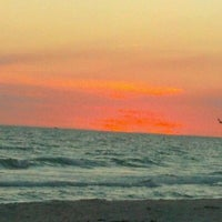Photo taken at Lido Beach by Alice on 5/5/2012