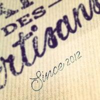 Das Foto wurde bei Café des Artisans von Anna J. am 8/17/2012 aufgenommen