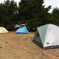 Photo taken at San Simeon Creek Campground by David W. on 9/3/2012