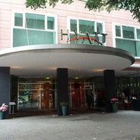 Photo taken at Grand Hyatt by Hadrien M. on 8/31/2012