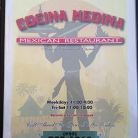Photo taken at Cocina Medina by Ric G. on 5/13/2012
