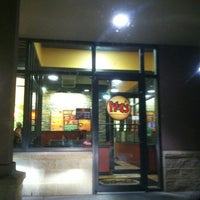 Photo taken at Moe's Southwest Grill by Ben on 4/10/2012