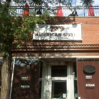 รูปภาพถ่ายที่ 1917 American Bistro โดย Karen F. เมื่อ 6/24/2012