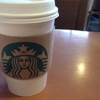 Photo taken at Starbucks by Vincent J. on 4/23/2012