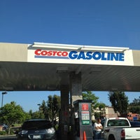 Photo taken at Costco Gasoline by Hector A. on 6/12/2012