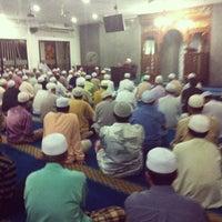 Photo taken at Surau An-Nur by Mohd Haaziq M. on 4/6/2012
