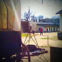 Photo taken at Sutter's Fort State Historic Park by George G. on 2/4/2012