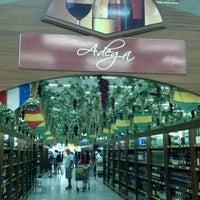 Photo taken at Supermercados Guanabara by Thiago M. on 5/26/2012