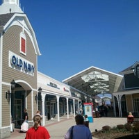 Photo taken at Tanger Outlet Pittsburgh by Ken P. on 3/17/2012