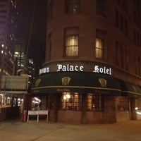 Photo taken at The Brown Palace Hotel and Spa by Ani J. on 2/22/2012
