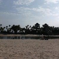 Photo taken at Palawan Beach by Tomas E. on 8/19/2012