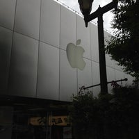 Photo taken at Apple University Village by Dmytro M. on 4/29/2012