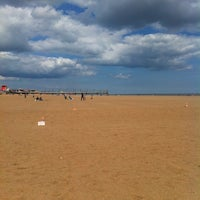 Photo taken at Skegness Beach by RCI fans on 7/15/2012