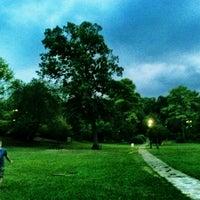 Photo taken at Rushton Park by Jenni L. O. on 7/6/2012