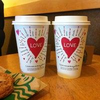 Photo taken at Starbucks by Solongo O. on 2/11/2012