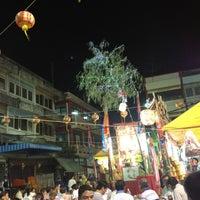 Photo taken at ศาลเจ้าพ่อเสือ แฮปปี้แลนด์ by ArHo_HoNgLy C. on 3/23/2012