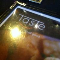 Photo taken at Taste by Jess A. on 7/28/2012