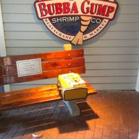 Photo taken at Bubba Gump Shrimp Co. by Romell D. on 6/3/2012