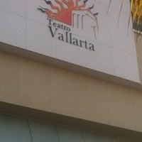 Photo taken at Teatro Vallarta by Tim L. on 2/27/2012