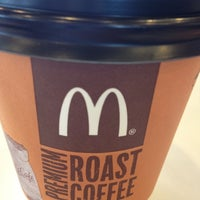 Photo taken at McDonald's & McCafé by amylia a. on 8/26/2012