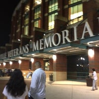 Photo taken at Jacksonville Veterans Memorial Arena by Jenna T. on 3/9/2012