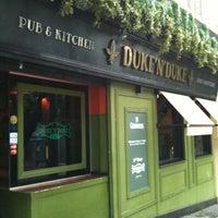 Photo taken at Duke'n'Duke by Joao Eduardo F. on 4/6/2012