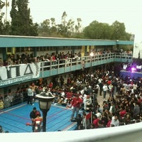 Photo taken at Facultad de Derecho by Lau C. on 2/8/2012