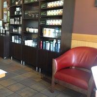 Photo taken at Starbucks by Trisha P. on 4/11/2012