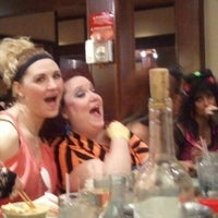 Photo taken at Kobe Japanese Steakhouse and Sushi Bar by Becky C. on 2/18/2012