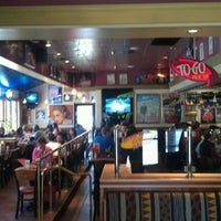 Photo taken at Red Robin Gourmet Burgers by Ryan E. on 8/3/2012