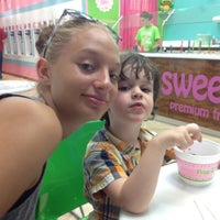 Photo taken at sweetFrog by Valerie R. on 8/5/2012