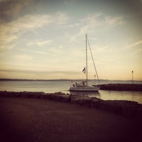 Photo taken at Port de St-Blaise by Jean-Baptiste on 8/16/2012