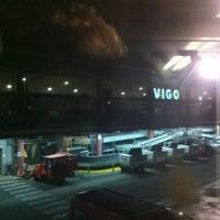 Photo taken at Aeropuerto de Vigo by Javier M. on 6/10/2012