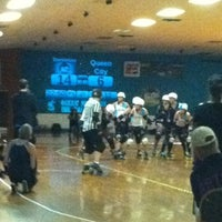 Photo taken at Haygood Skating Center by courtney s. on 7/22/2012