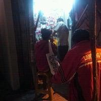 """Photo taken at Reparasi Rambut """"Genduk"""" by bennie f. on 8/3/2012"""