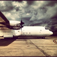 Photo taken at Apron 4, Entebbe International Airport by Seaman S. on 6/20/2012