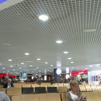 Photo taken at Birmingham Airport (BHX) by Tiffani F. on 9/12/2012