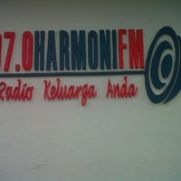 Photo taken at Harmoni Takalar 97.0 FM by Yopi H. on 7/2/2012