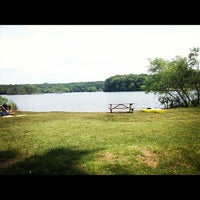 Photo taken at Lincoln Woods State Park by Paul on 7/1/2012