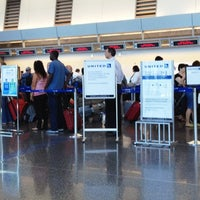 Photo taken at Terminal A by Andy C. on 7/25/2012