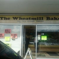 Photo taken at Wheatmill Bakery by Gez B. on 6/18/2012