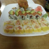 Photo taken at Juno's Sushi Steak & Seafood by Carl D. on 8/8/2012